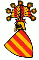 Züricher Wappenrolle - Aragon