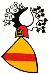 Züricher Wappenrolle - Baden