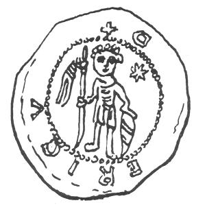 pečeť českého knížete Bedřicha