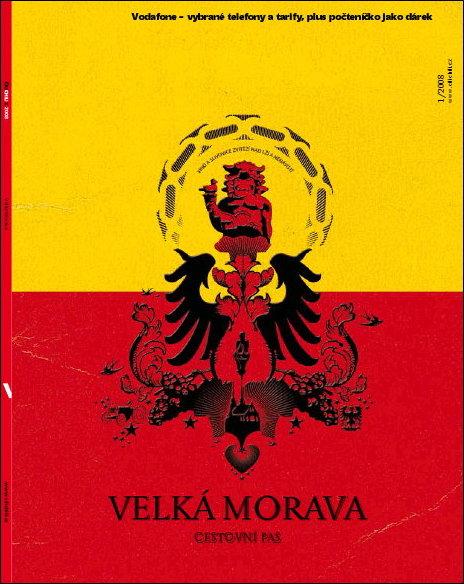 obálka časopisu Čilichili 1/2008