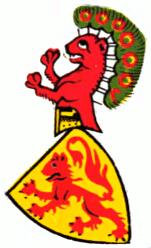 Züricher Wappenrolle - Habsburg