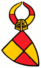 Züricher Wappenrolle - Heitnau