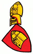 Züricher Wappenrolle - Helmishofen
