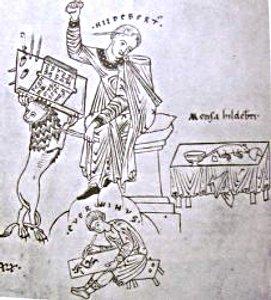 Hildebert a Everwin