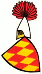 Züricher Wappenrolle - Königsegg