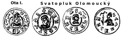 Václav s přilbou na mincích