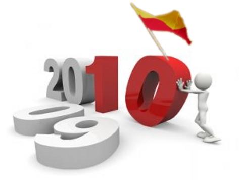 nový rok 2010