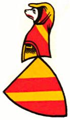 Züricher Wappenrolle - Turn