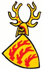 Züricher Wappenrolle - Veringen