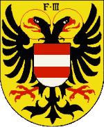 erb Brna polepšený Ferdinandem III.