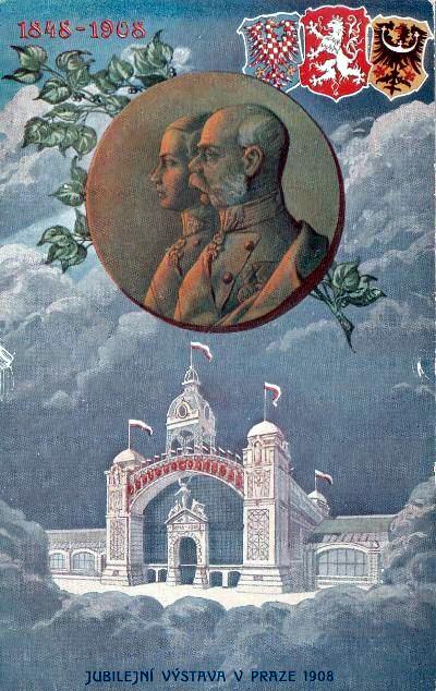 stříbrno-červené šachování moravské orlice ve sdruženém znaku tzv. českých zemí