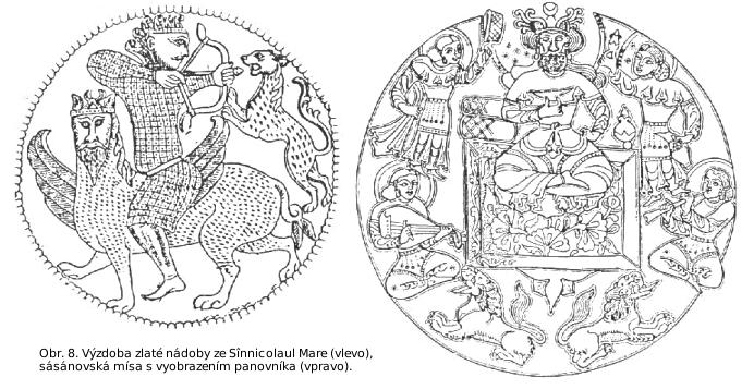 Různé způsoby vyobrazení panovníka s korunou